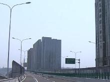 长沙湘府路高架主线贯通 预计9月底主线通车