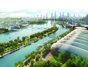 未来梅溪湖到含浦只需5分钟 河西新增一条城市主干道