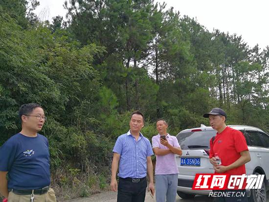 """【惠民财政】张家界市人大常委会调研""""双联双解""""项目单位"""