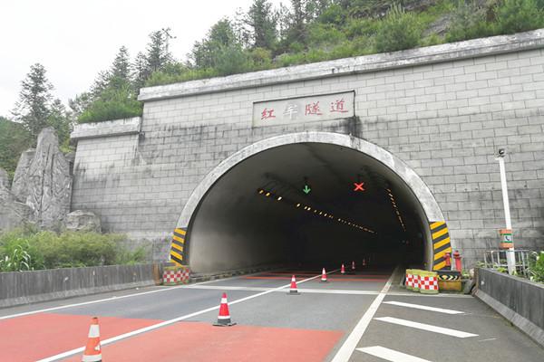 武深高速郴州境内隧道施工,需借道通行!