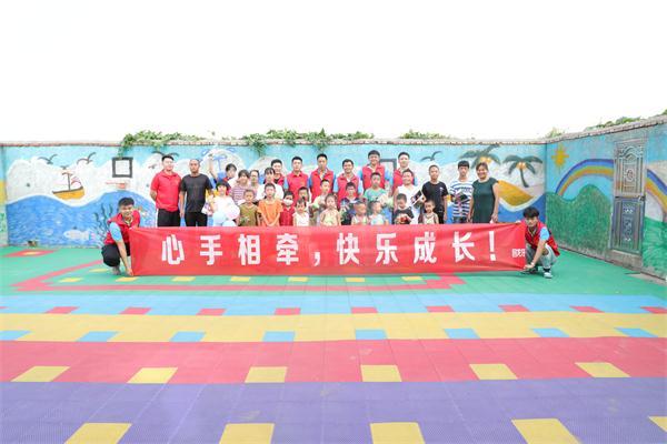 回龙圩:开展系列志愿服务活动 凝心聚力砥砺前行