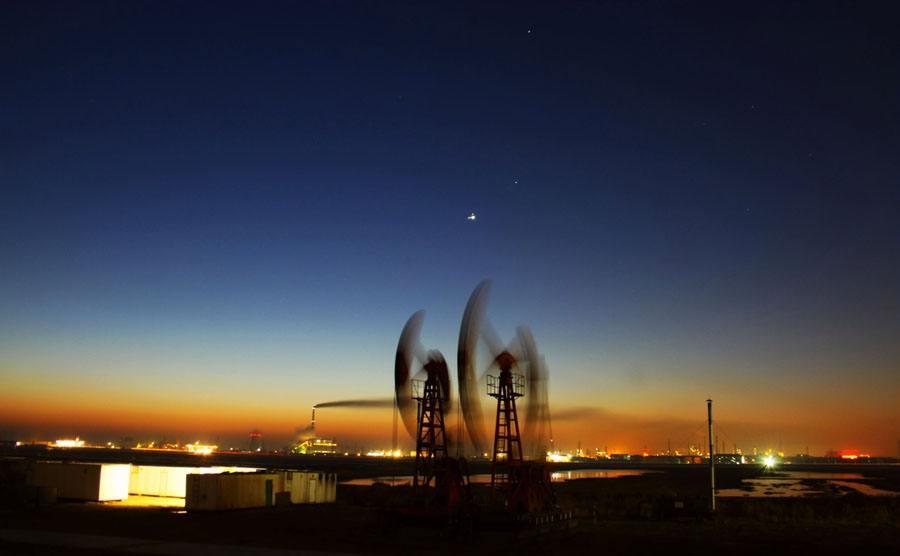 1亿吨 塔河油田原油产量破纪录