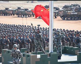 国庆70周年阅兵有新武器亮相