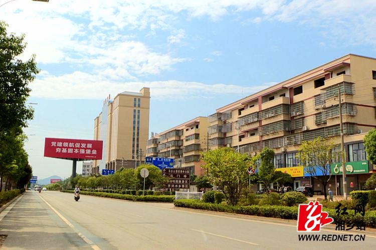 湘乡经开区:打造主导产业链 推动园区高质量发展