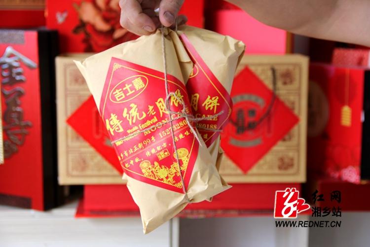 传统手工月饼,每一口都是浓浓的乡愁!