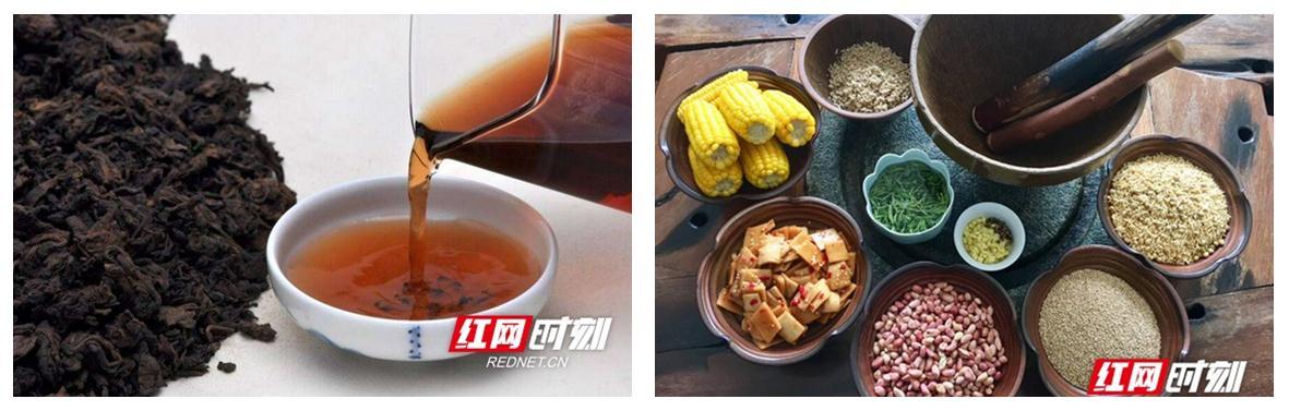 茶话二十四节气   白露时节 饮茶后还可吃碗擂茶