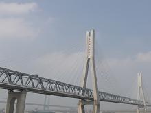 航拍视频丨洞庭湖上这座新铁路桥,有五项第一!