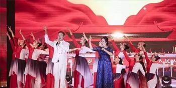 庆祝新中国成立70周年文艺演出点燃了爱国热情!