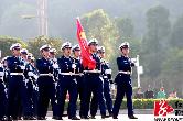 盛世华诞 向祖国致敬!湘乡举行升旗仪式,庆祝新中国成立70周年