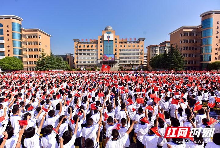 【我和我的祖国】超燃!张家界市各行各业热烈庆祝新中国成立70周年