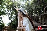 旅游形象大使十强 · 陈赛:甜美可爱的小仙女