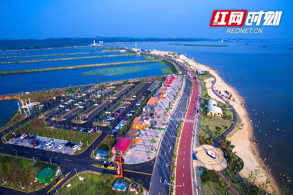 柳叶湖沙滩公园