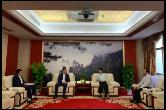 """老挝湖南商会""""回娘家""""  提交发展新答卷"""
