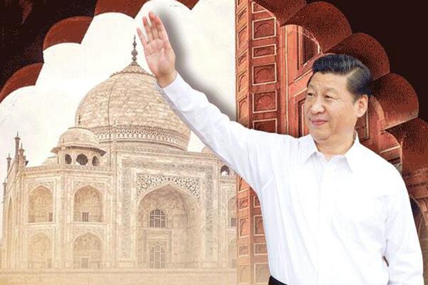 跟着习主席去印度,这个文明古国你了解多少