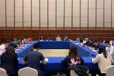 湖南省侨青委第一届委员会会长办公会议召开