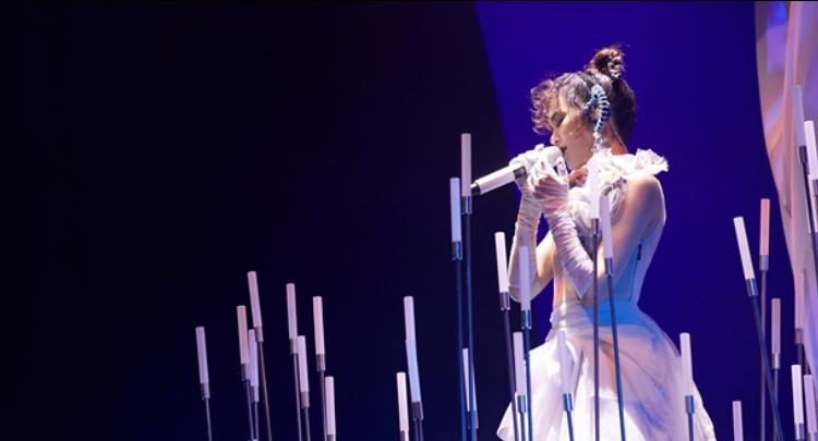 郁可唯上海演唱会举办 见证十年蜕变回归音乐初心
