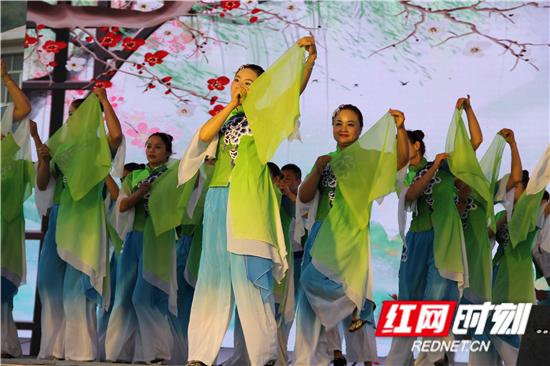 慈利县杨柳铺乡举办首届乡贤文化艺术节