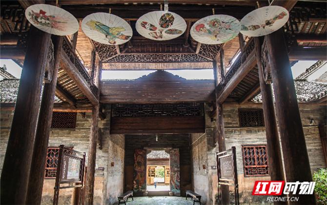 """湖湘文物新""""国保""""丨这一处百年老宅院 被称为最珍贵""""邻居"""""""