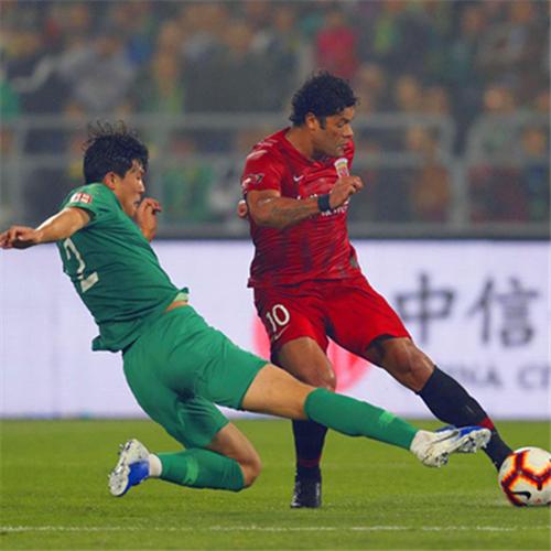 中超-李圣龙艾哈迈多夫破门 上海上港客场2-0北京国安