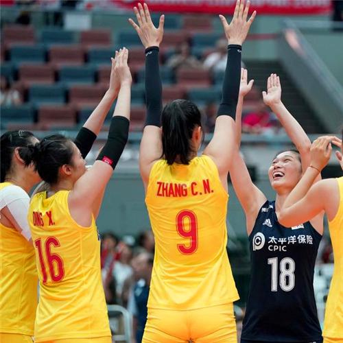 中国女排夺冠!体彩公益金为竞技体育护航