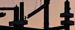 长沙这个地标明年建成 现场施工犹如空中音符