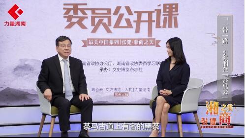 委员公开课·最美中国系列丨张健·湘商之美(四):湘商未来
