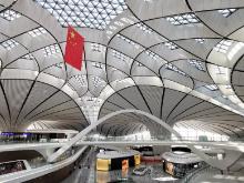 """多图!他们是北京大兴国际机场的""""新国门卫士"""""""
