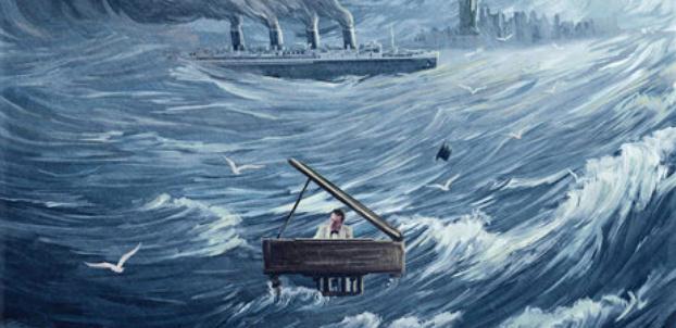 《海上钢琴师》特辑海报双发 首度揭秘21年前珍贵幕后