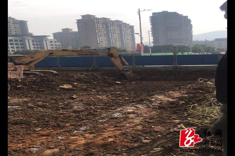 城乡集团:文锦路道路工程项目开工建设