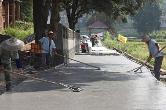 湖南省今年新增自然村通水泥(沥青)路1.6万公里