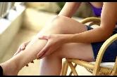 更年期多按摩双腿可防下肢衰老