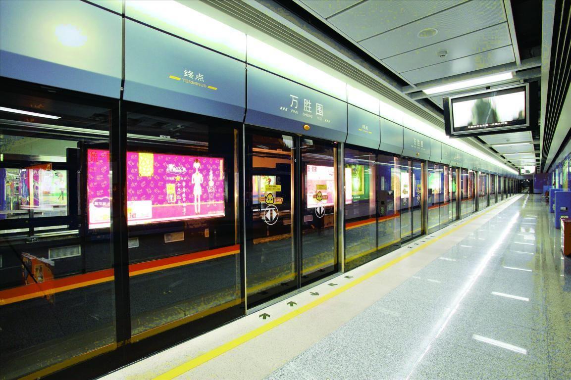 長沙地鐵2號線西延二期預計明年開工