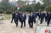 张剑飞来湘乡调研涟水河长制工作 指出这些要点...