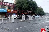 太棒了!湘乡这些路段新装了中央护栏,市民都为它打call!