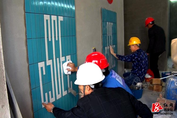 39名建筑工匠同台竞技展风采