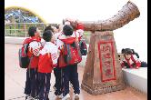 方特研学热 3500名学生同游探索华夏文明