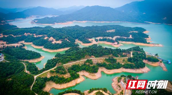 桃花源、酒埠江、东江湾获评省级旅游度假区