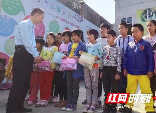 衡山:開設一個人的課堂 控輟保學一個不落