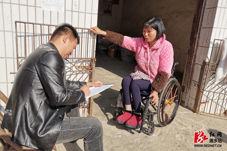 脱贫攻坚一线 | 无障碍改造实事项目惠及450户贫困残疾人家庭