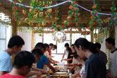 """湖南机电职业技术学院:打造食堂文化 彰显""""食""""代变迁"""
