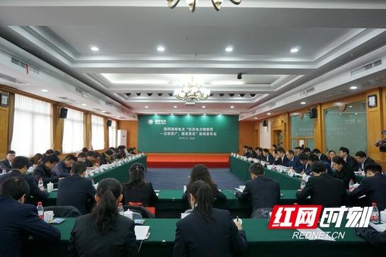 缓解企业钱包压力  提升百姓满意度  湖南电力泛网建设173项任务取得成果