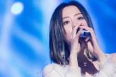 """""""大音乐+""""张靓颖超级现场开唱 国民女歌手人气实力双认证"""