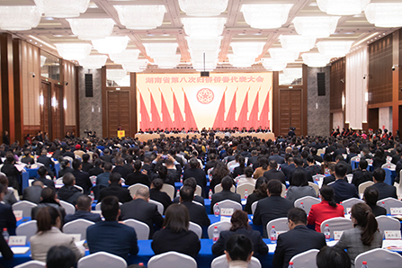 145 overseas Chinese gathered in Changsha for Hunan