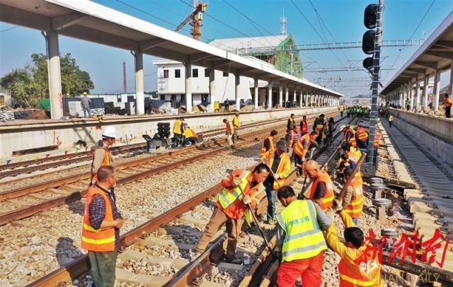 长株潭和益常即将实现城际铁路互联互通