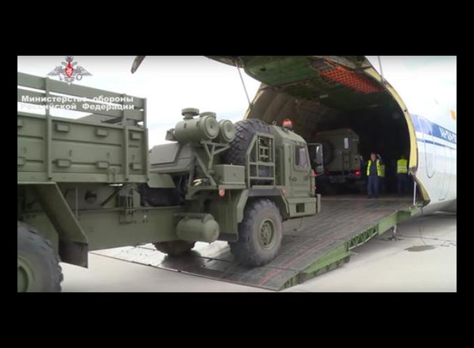 出動F-16測試S-400,土美關系何去何從