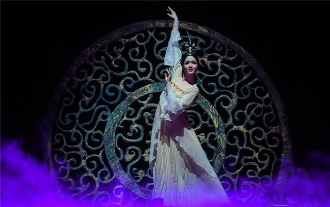 中国舞剧《孔子》亮相莫斯科