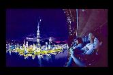 长沙方特东方神画《伴你飞翔》让游客饱览华夏美景