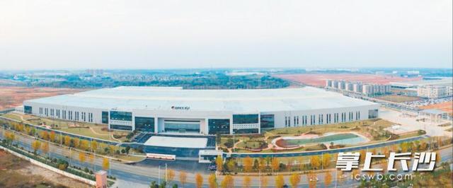 触摸高质量发展的强劲脉搏:2019长沙重大产业项目流动观摩会掠影
