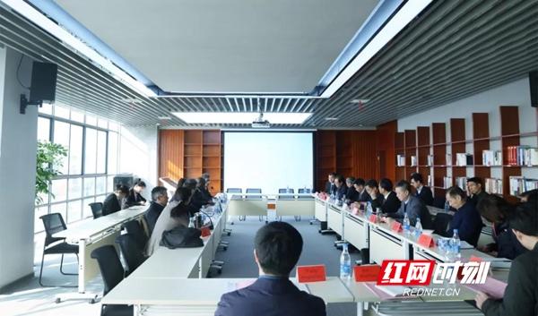 中国古巴生物技术联合创新中心发展计划讨论会召开