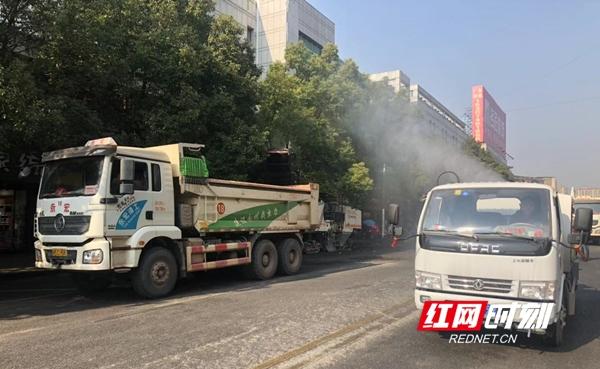 永州丨12月12日起 德源路将进行30天封闭或半封闭施工